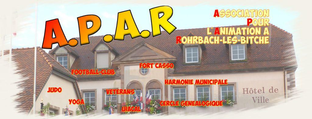 APAR (Association Pour l'Animation à Rohrbach)