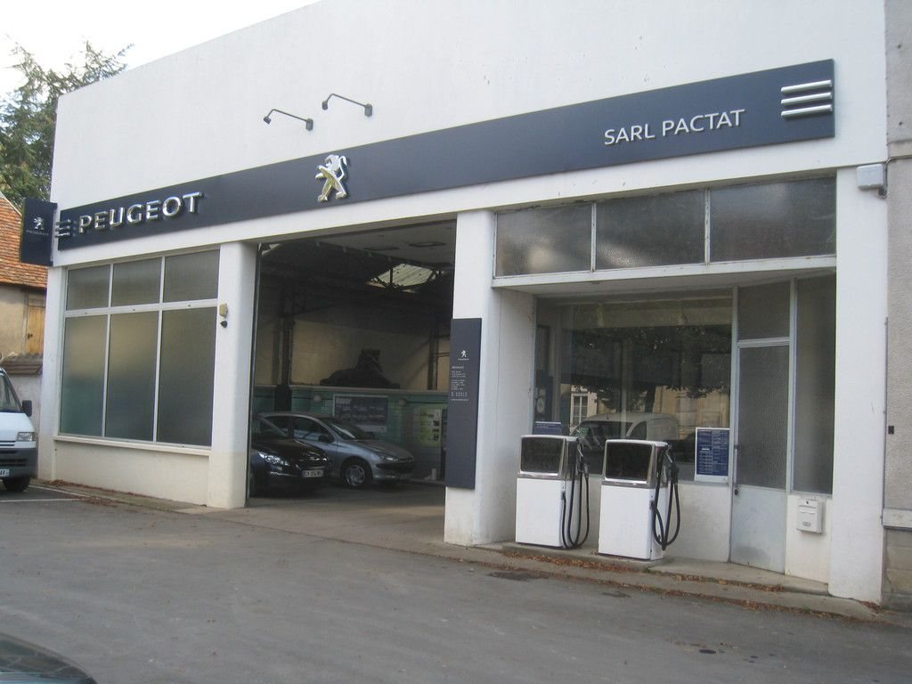 Garage Pactat
