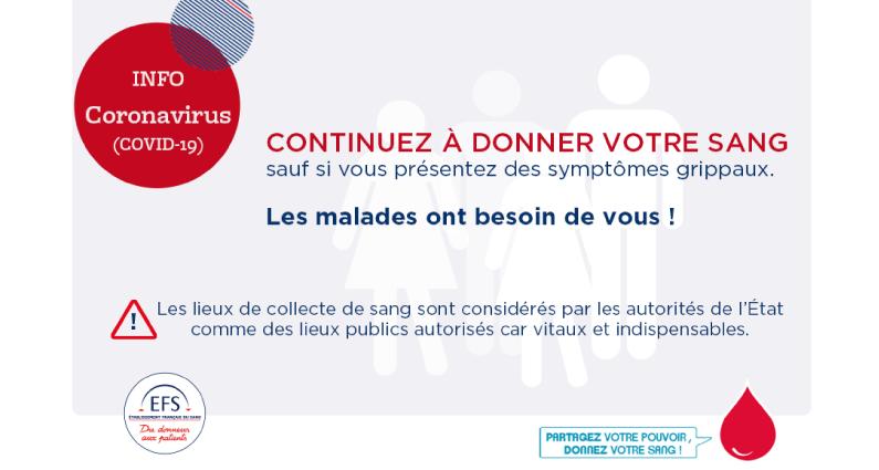 Association pour le Don de Sang Bénévole de Dun-Sur-Auron et ses environs