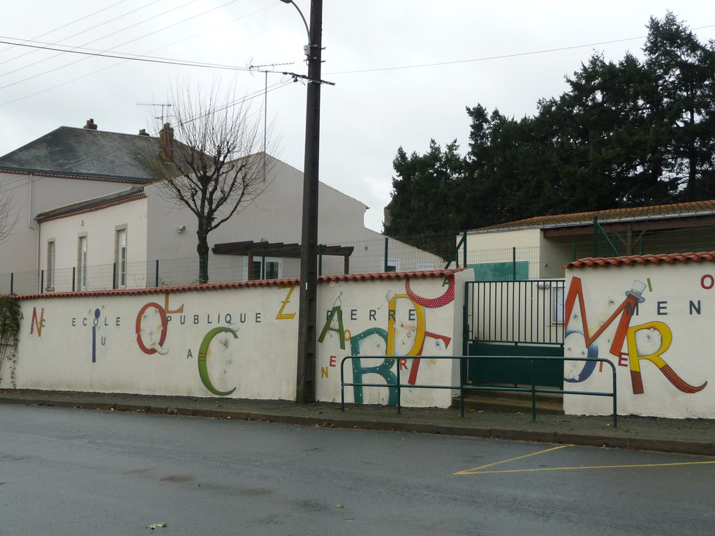 Ecole Pierre Menanteau