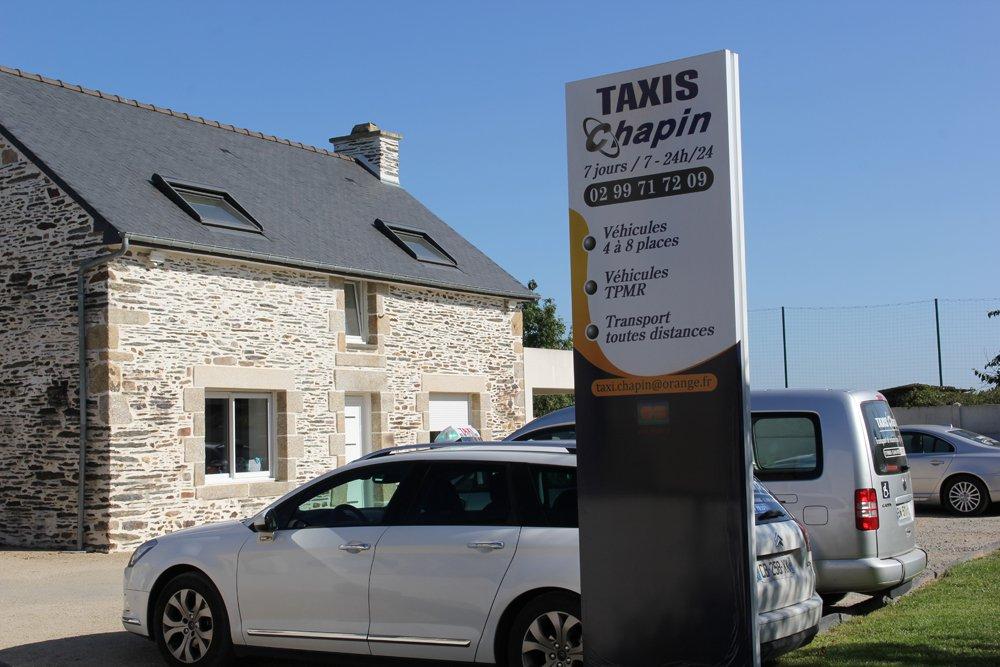 Taxi Chapin