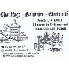 logo Pitault Frédéric