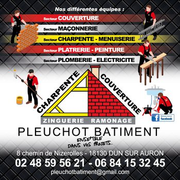 logo Pleuchot Bâtiment
