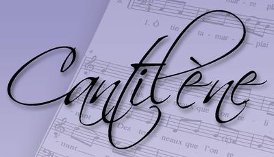 logo Cantilène