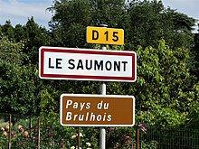 Le Saumont