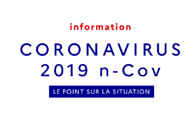 Informations confinement COVID-19